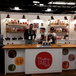 Natural products expo west booth google search trade show stuff pinterest exhibition - Food booth ideas ...
