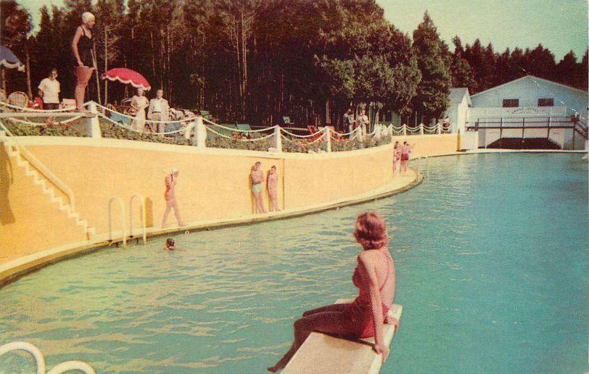 Grand Hotel One Of Esther Williams Swimming Pools Mackinac Island Mackinac Island Michigan Pool