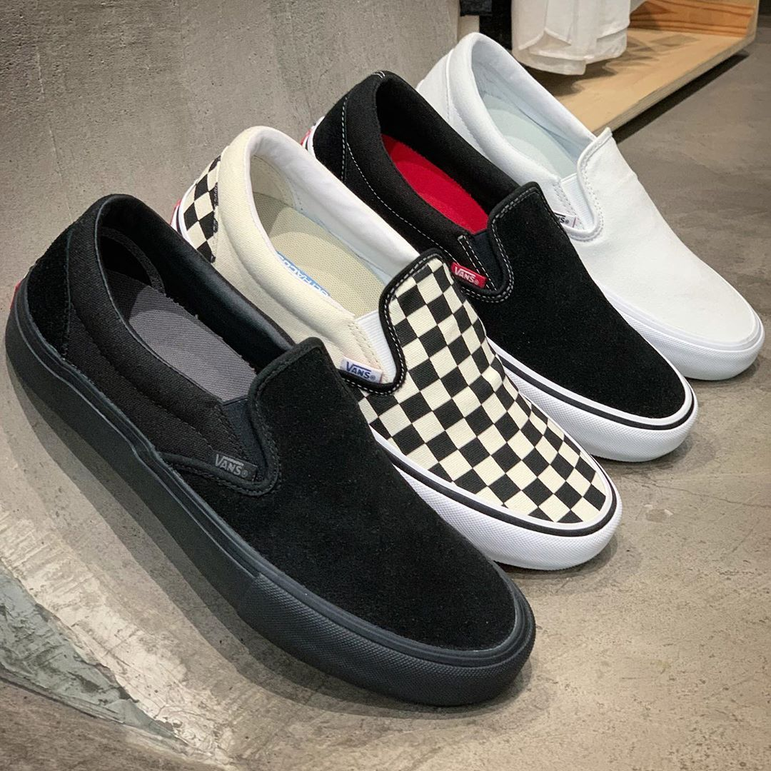 Are You Fan Of Slip On S The Vansbmx66 Slip On Pro Has All Your Needs To Keep Your Feet Comfortable While Providing Su Slip On Vans Slip On Pro Vans Classic Slip On