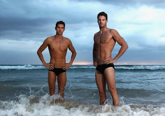 Nude Male Swimmers 66