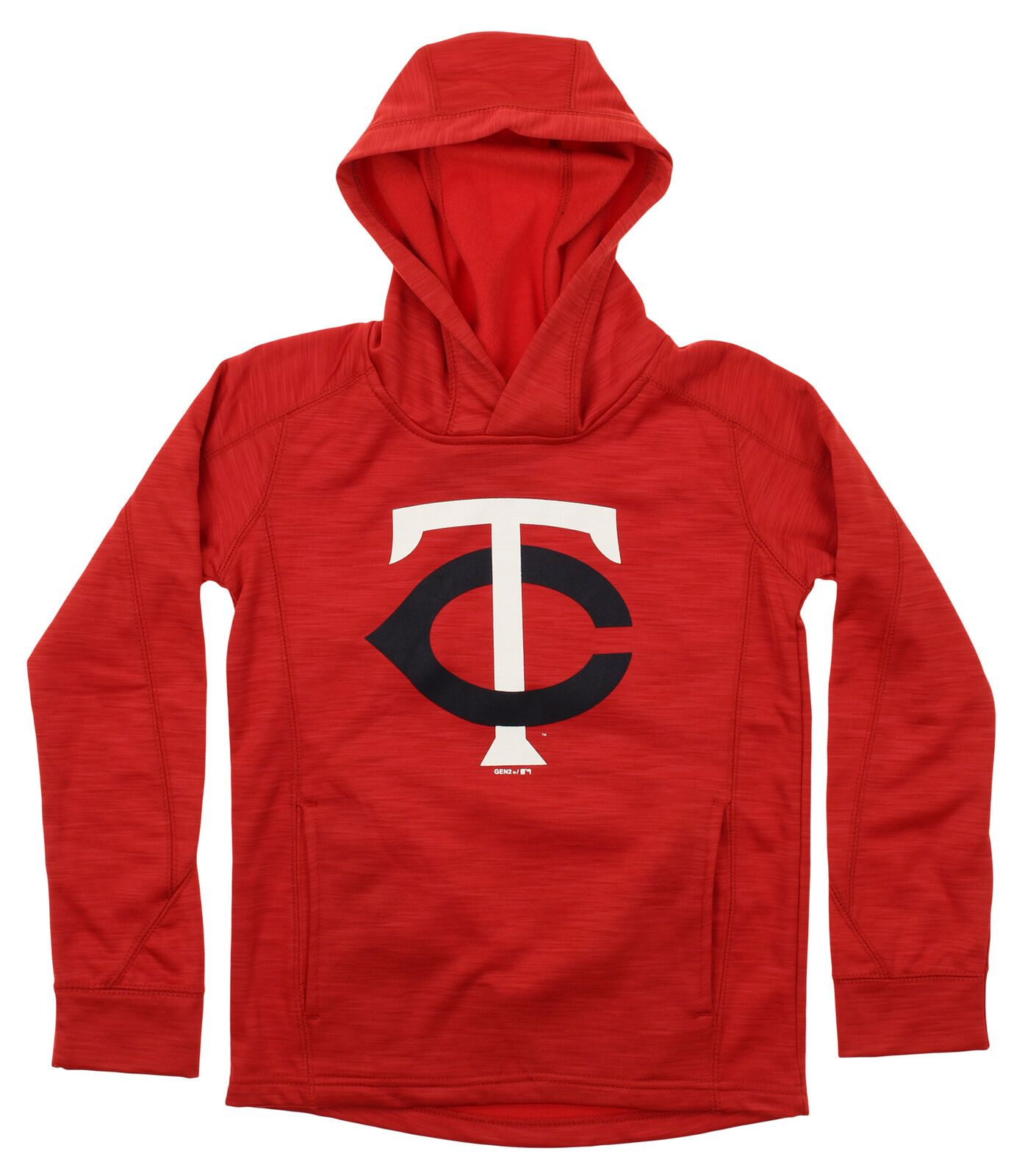 Gen 2 MLB Youth Minnesota Twins Performance Fleece Primary