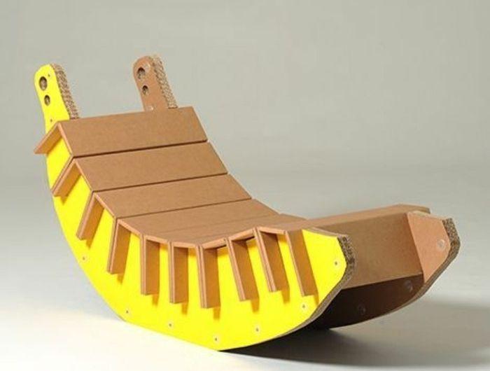 Meuble en carton - 60 idées que vous pouvez réaliser vous-mêmes - faire un meuble de cuisine soi meme