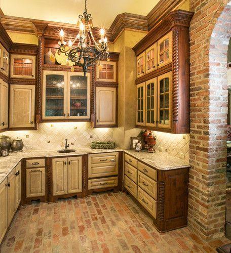24 Trendige Küchenschrankideen zweifarbig Kitchen