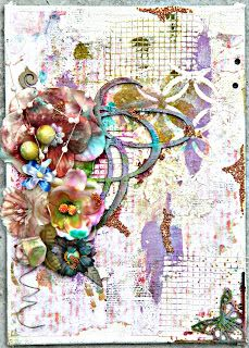 Memory Maze Design: Mixed media project with Thander Aye
