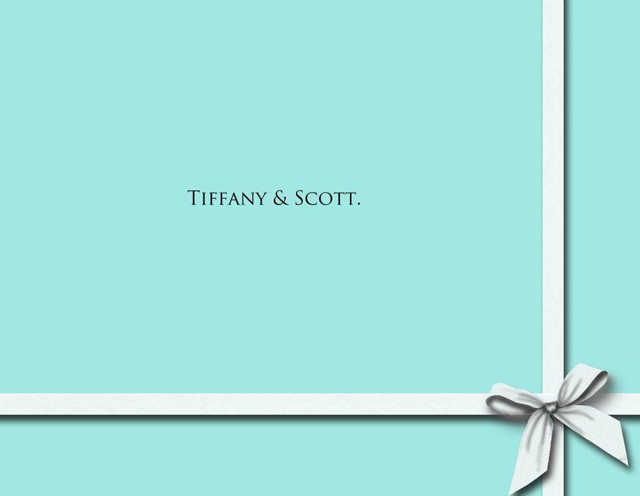 Tiffany Inspired Wedding Invitation by GraphicEmbers.deviantart.com on @deviantART