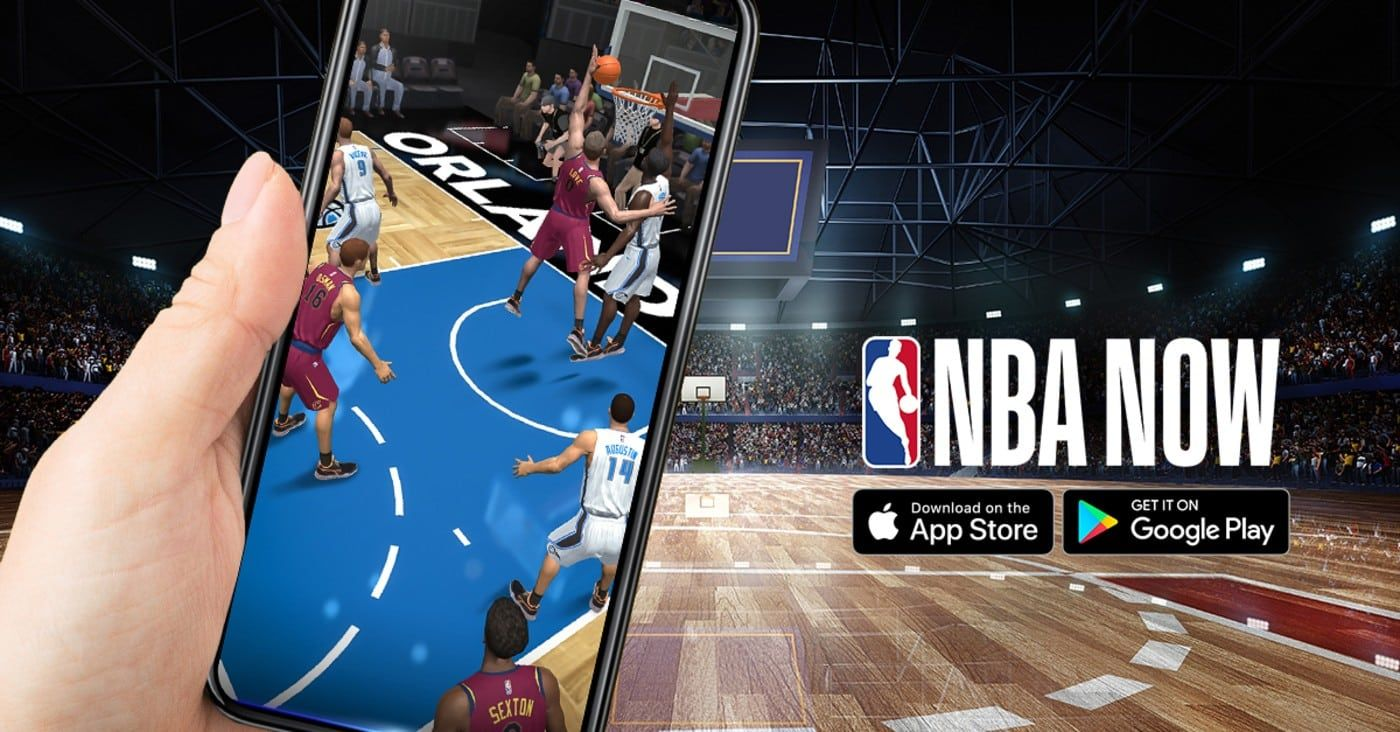 GAMEVIL Launches NBA NOW Mobile Game Mobile game, Nba, Games