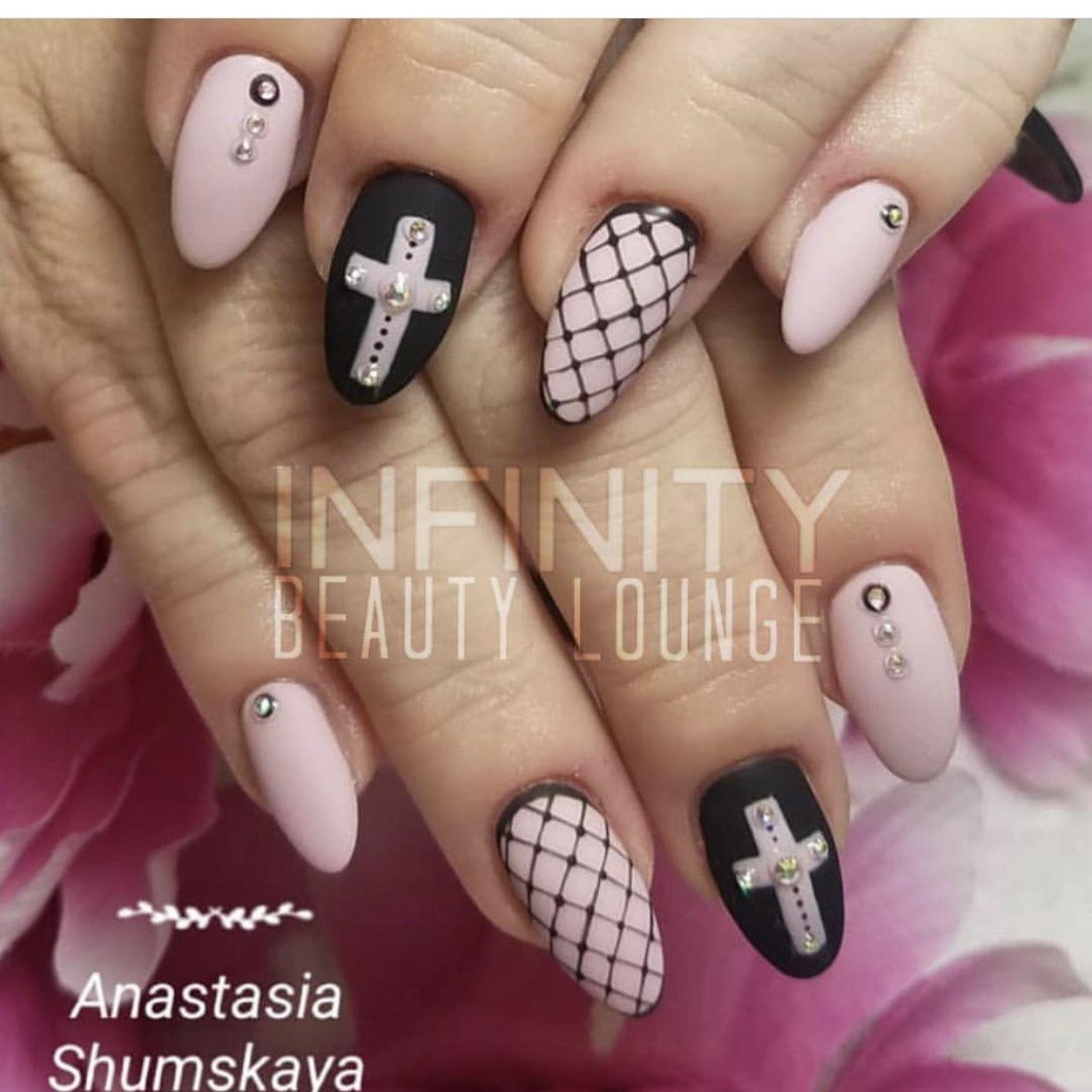Infinity Beauty Lounge Jax Beauty lounge, Long nails