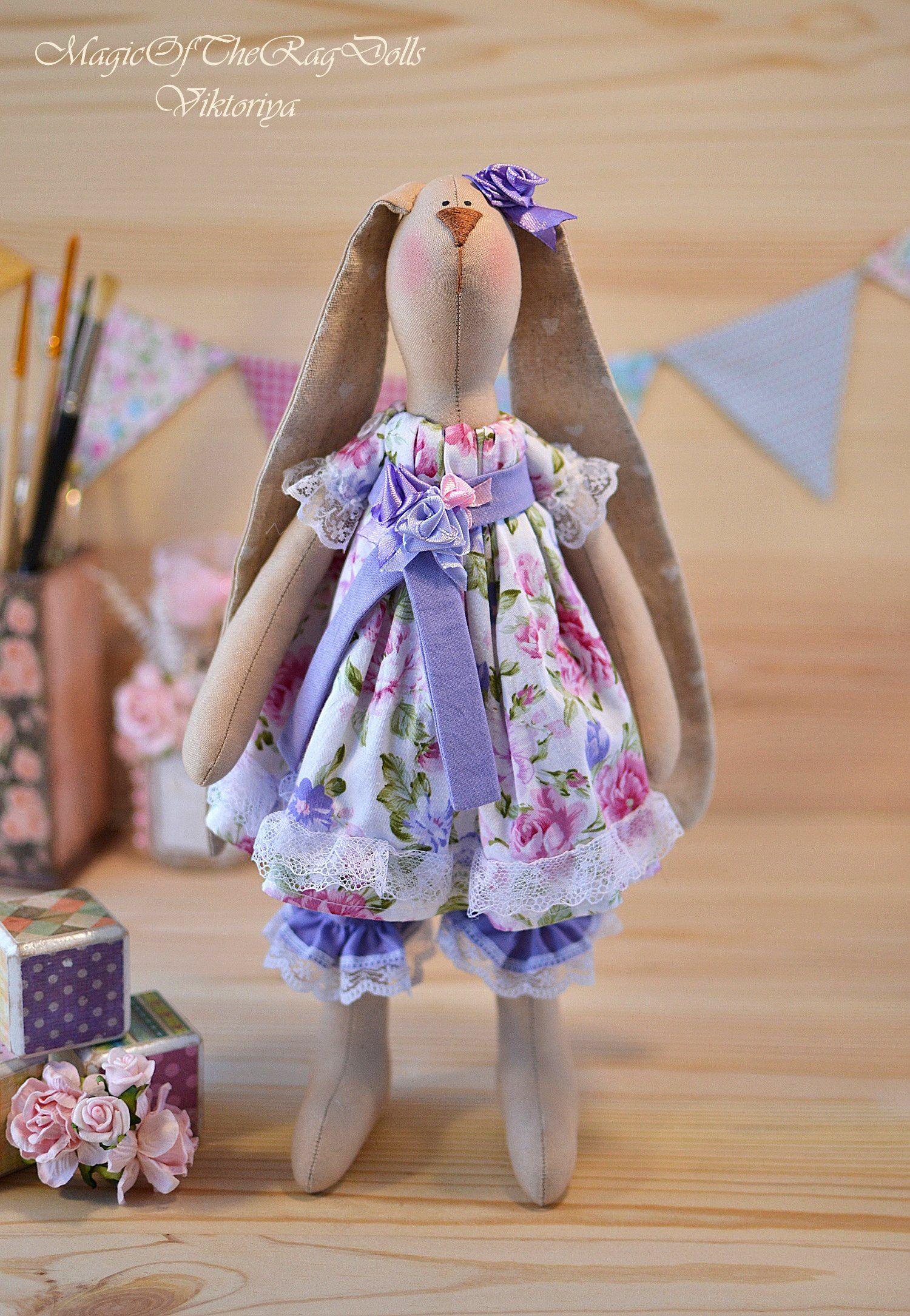 Handmade Tilda Bunny