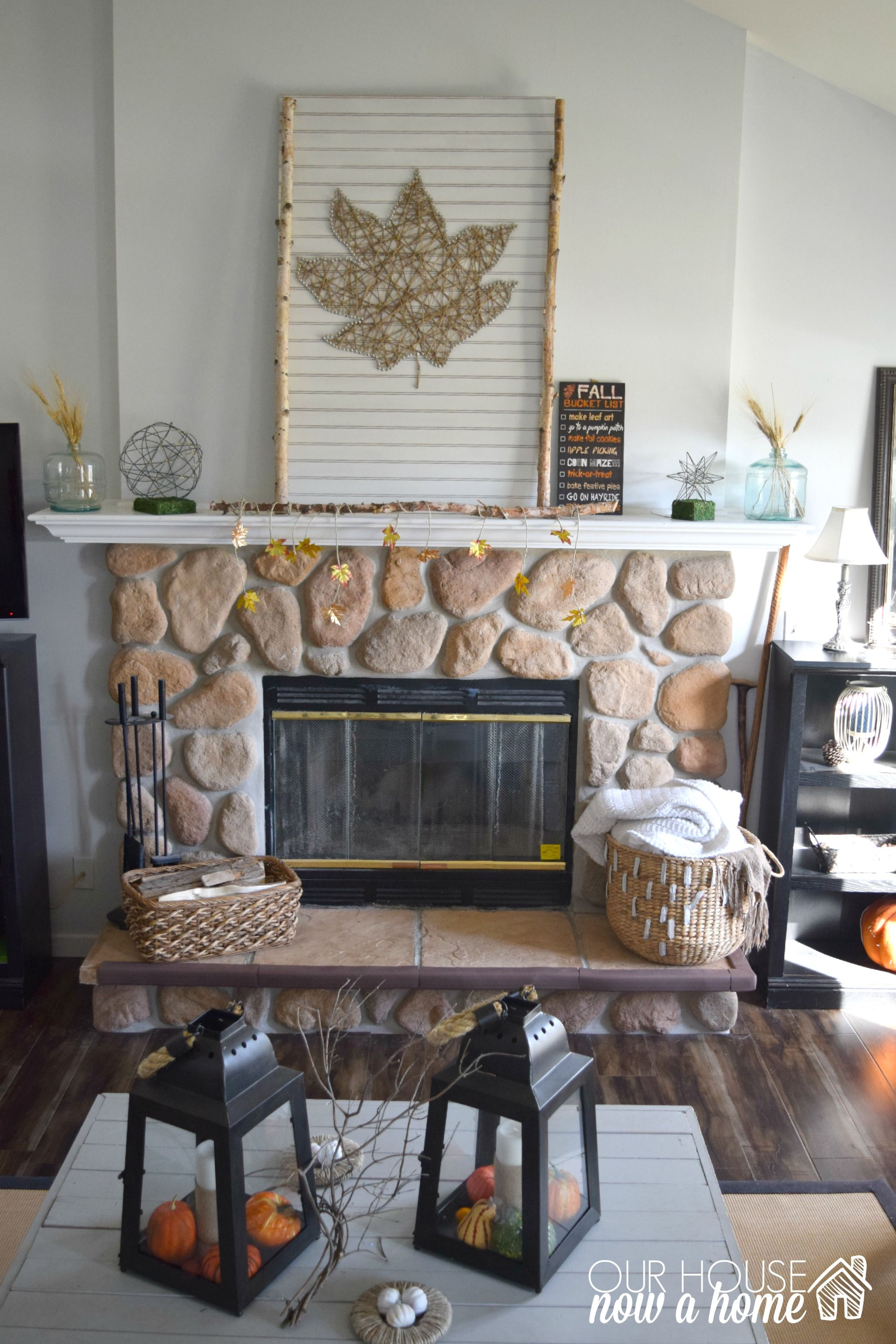 Turning A Home Into A Neutral And Simple Fall Look. Perfect For The  Craziness Of The Holidays. Keeping Things Clean And Calm With The Help Of  Gordmans And ...