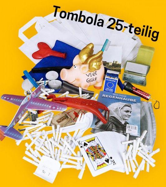Tombola - Lose und Preise | Hochzeit spiele