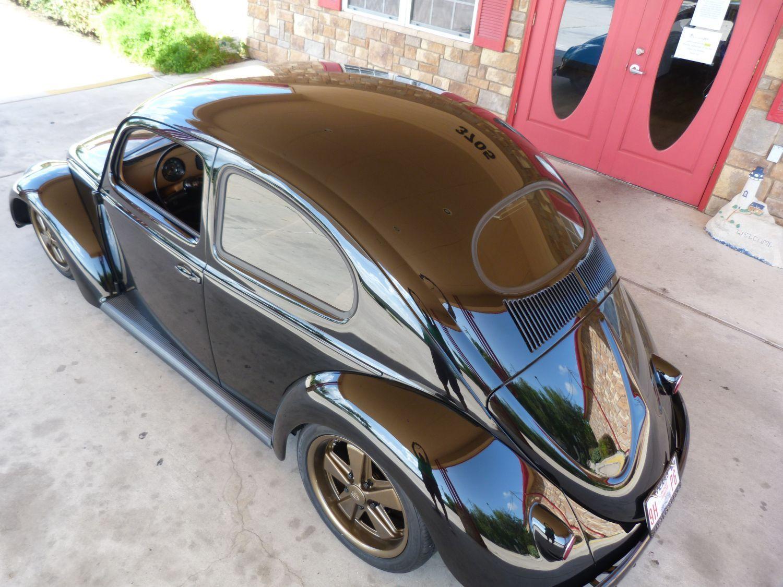 1957 Oval Window Beetle Mirror Finish Black Paint Ebay Beetle Volkswagen Vintage Volkswagen