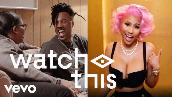 People React To Meghan Trainor, Jadakiss & Hot Country Knights Videos | Watch This Ep. 2