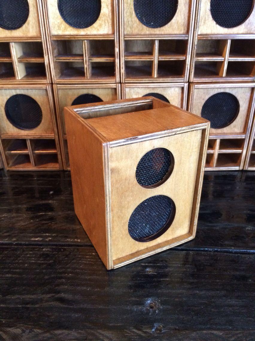 Zion Love Mini HiFi Acoustic Passive Amplifier Www.zionlovesound.com