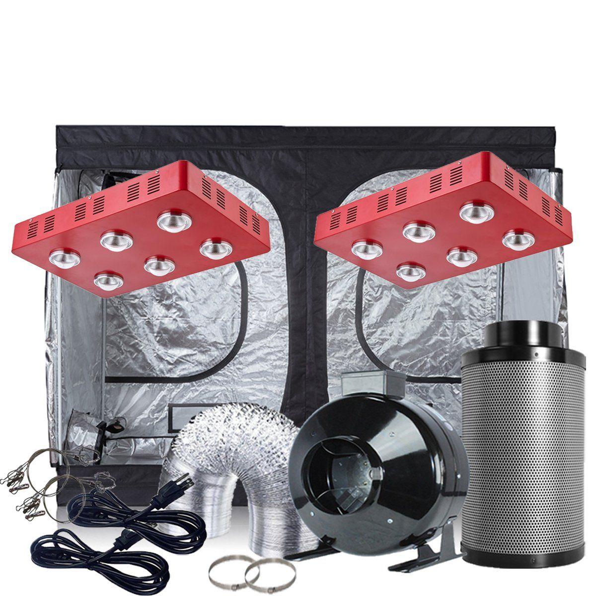Amazon.com : Oppolite Indoor Grow Tent Kit Complete ...