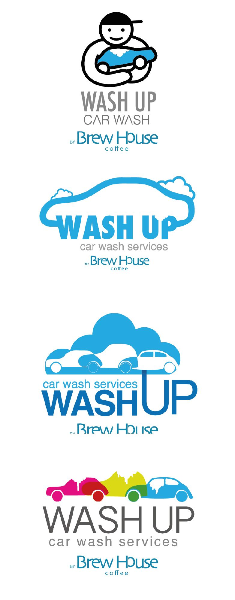 Image Of Car Wash Logo Inspiration Design An Attractive Logo For A