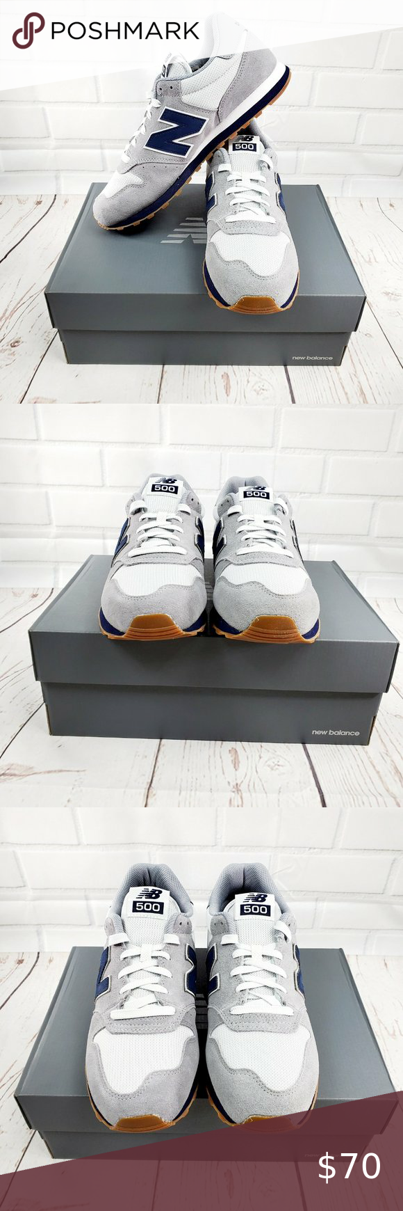 New Balance 500 Classic Mens Shoes   Shoes, New balance shoes, New ...