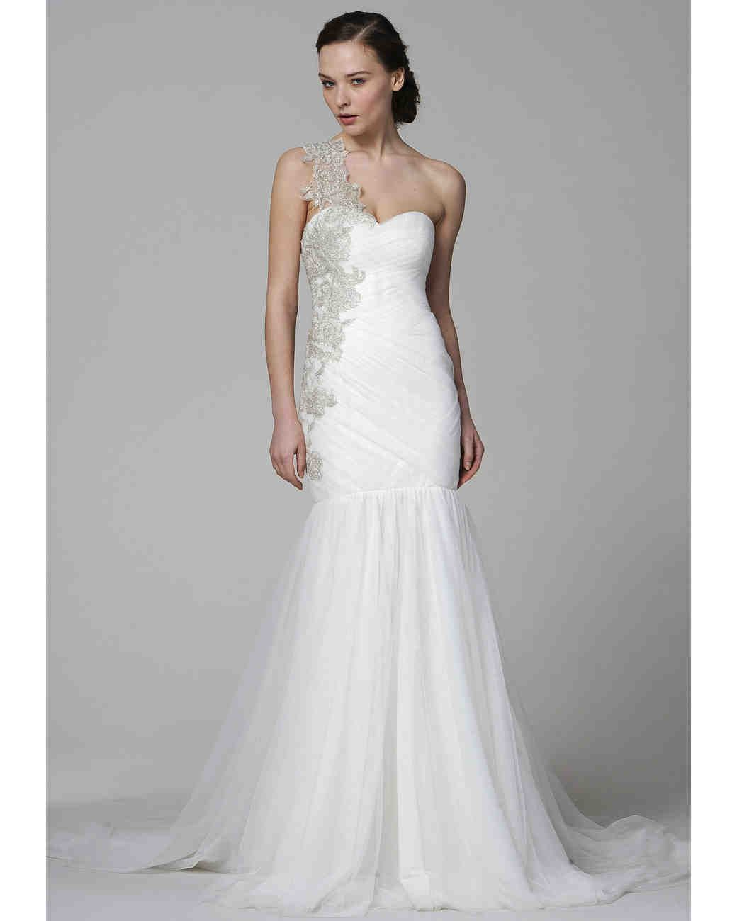 50+ One Strap Wedding Dress - Wedding Dresses for the Mature Bride ...