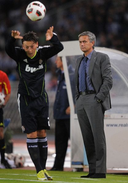 Jose Mourinho Photos Photos Real Sociedad V Real Madrid La Liga
