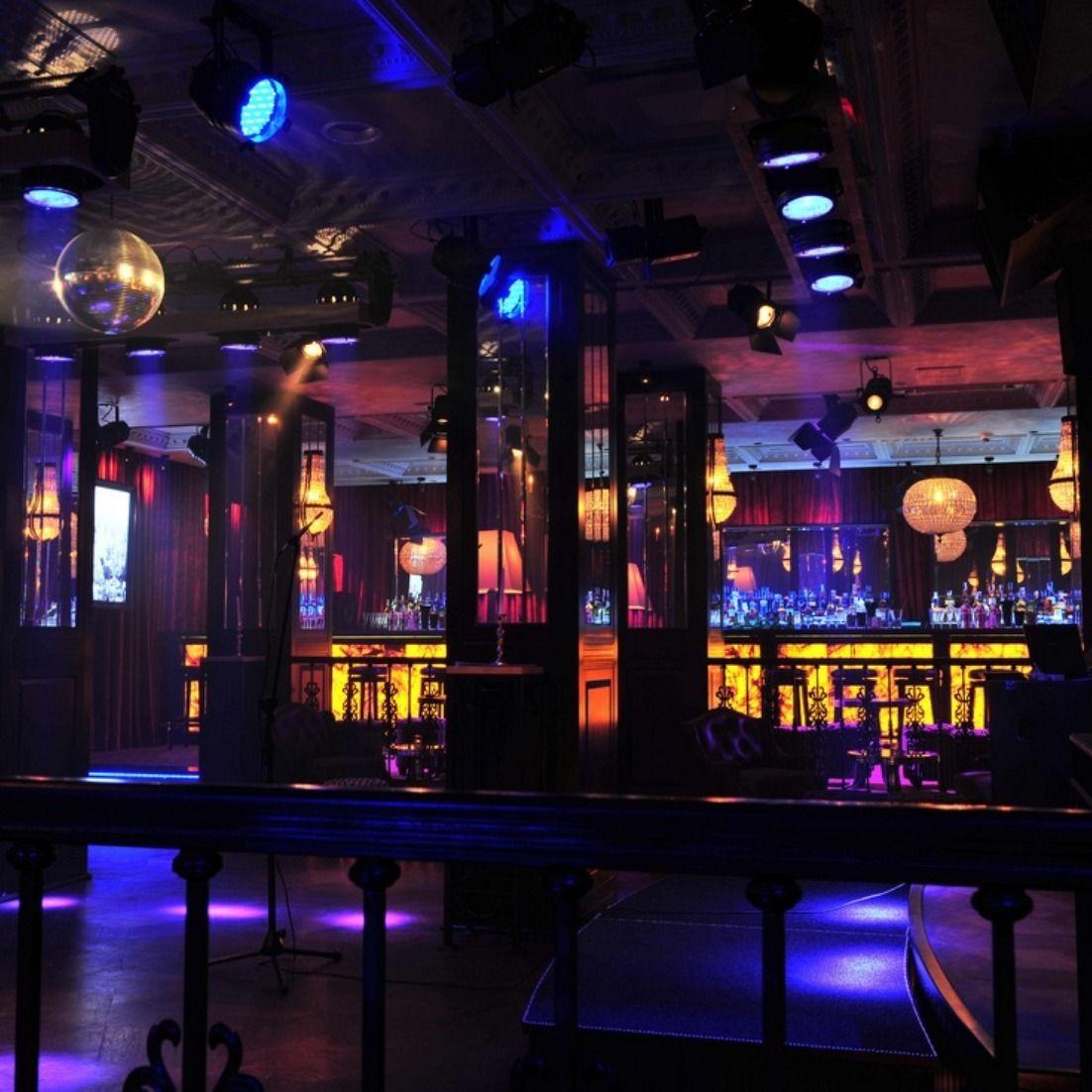 ирину в ночном клубе