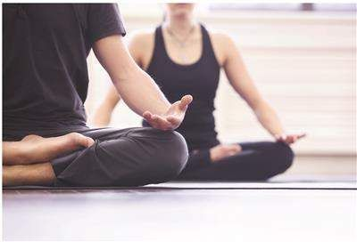 yoga may help put the brakes on the body's stress response