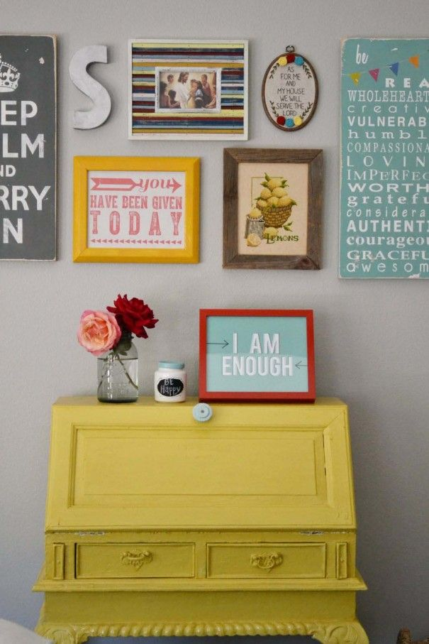 Perfect Picture Wall Collage Ideas Inspiration - Wall Art Design ...