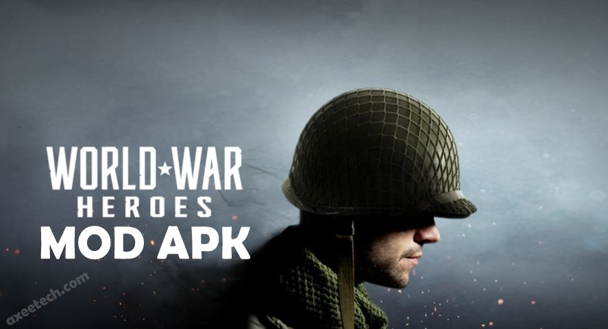 World War Heroes Mod Apk V1 0 With Unlimited Money And Ammo War