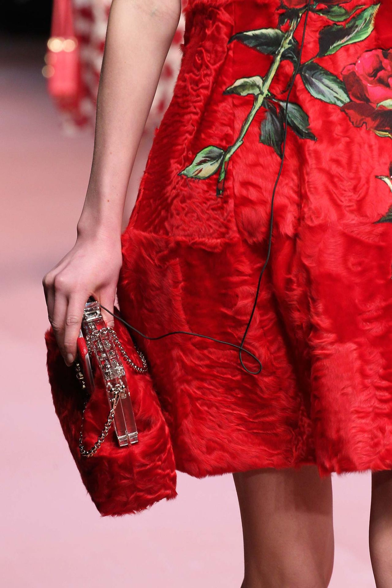 forlikeminded:  Dolce & Gabbana - Milan Fashion Week - Fall 2015