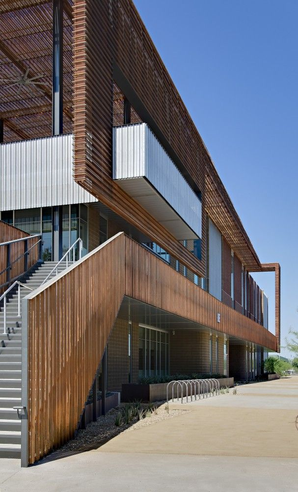 Gallery Of Gateway Community College Smithgroup Jjr 5 Facades