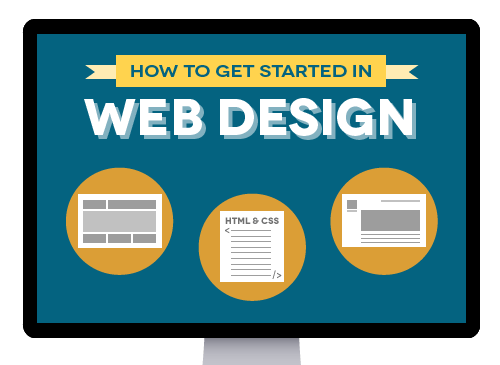 How To Get Started In Web Design Free Online Seminars From Noble Desktop Learn Web Development Web Design Free Web Design