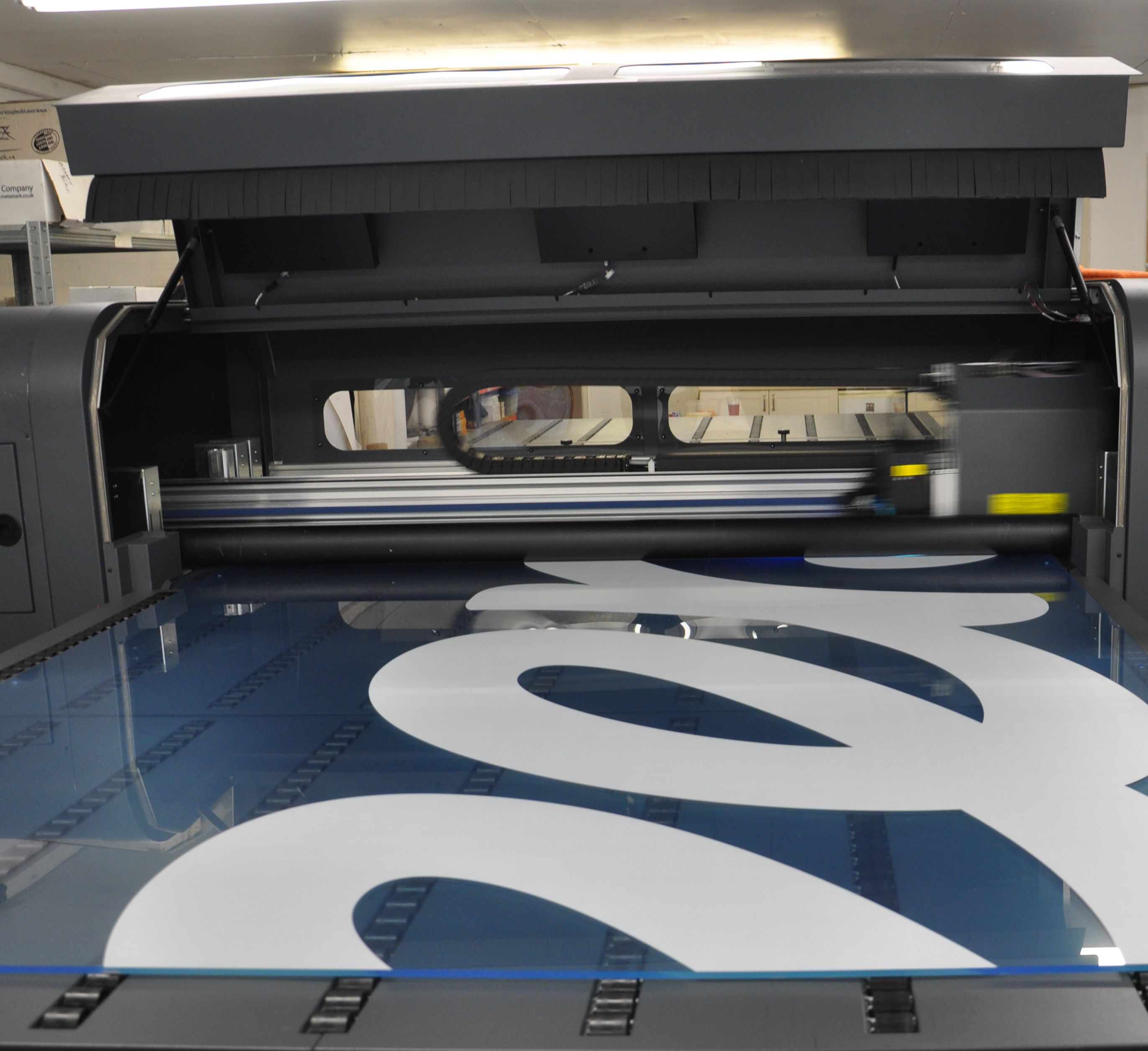 With the equipment we have we are able to print direct to #Acrylic. Providing unique printing techniques and since we complete them in house from start to finish. You won't be paying a ridiculous amount of money.