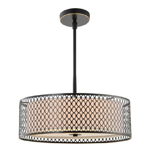 Spencer 3-Light Drum Pendant Rated 5 out of 5 stars. 1 Review $299.99