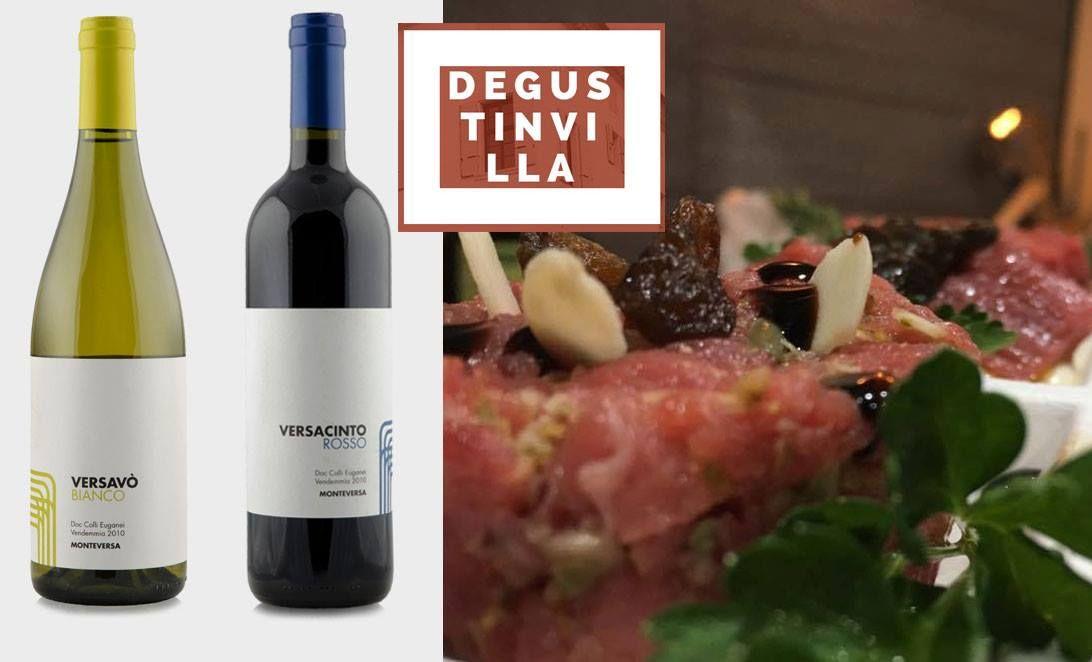 #degustinvilla il fantastico #evento di #degustazione di #vini abbinati a #cibi #gourmet