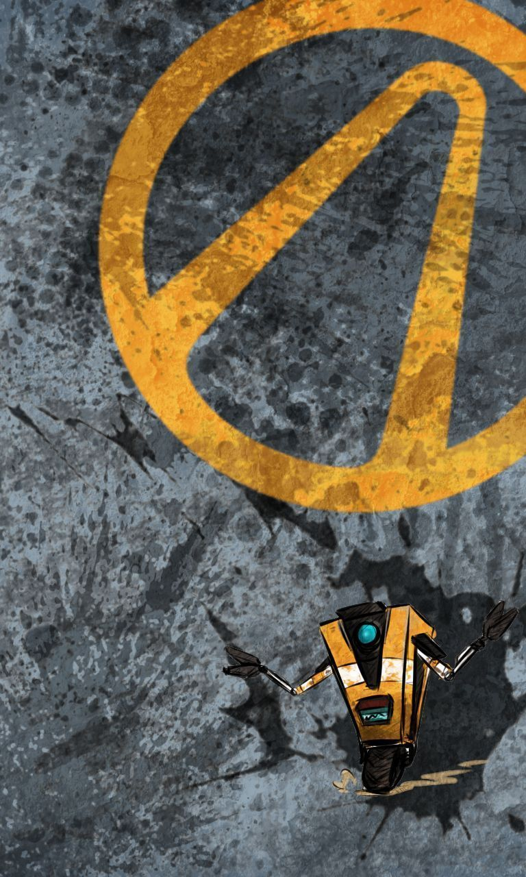 Borderlands Iphone Wallpaper Borderlands Iphone Wallpaper
