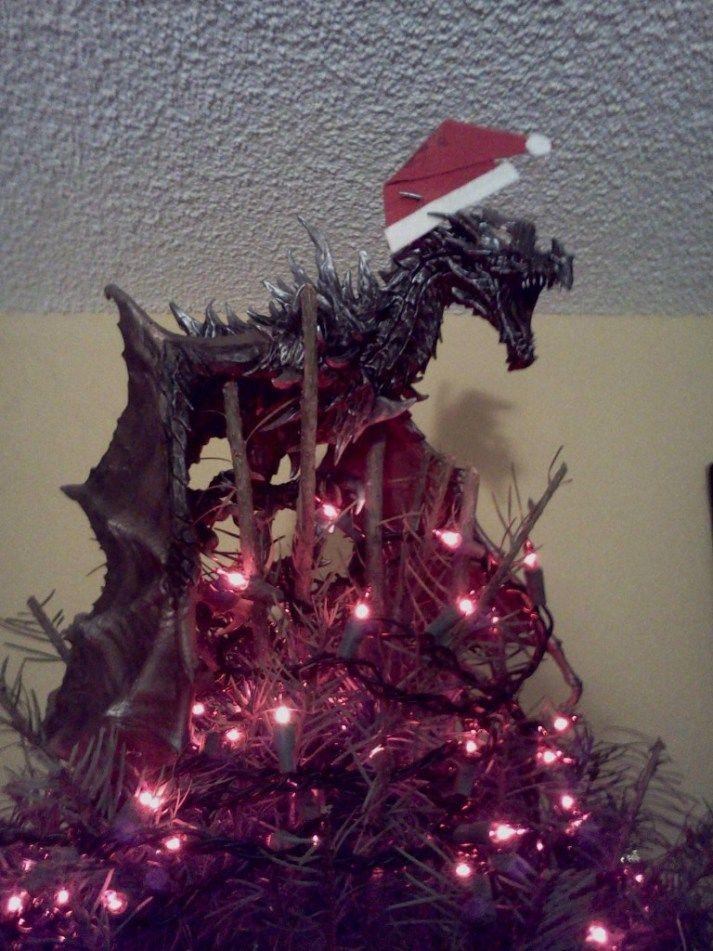 30 Creative Christmas Tree Toppers Ideas Christmas