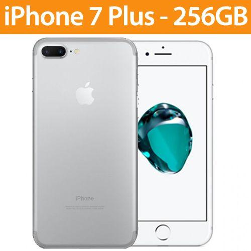 apple iphone 7 plus silver. apple iphone 7 plus, silver, 256 gb. iphone plus silver e