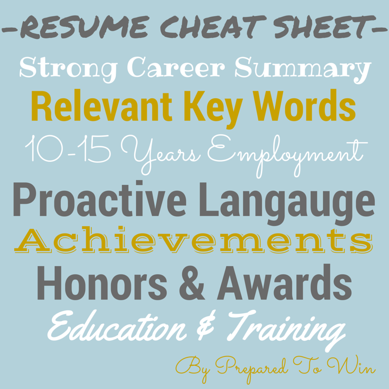 What Color Resume Paper Should You Use? Prepared To Win