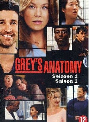 Grey\'s Anatomy SAISON 1 streaming | Films Drame | Pinterest | Anatomy