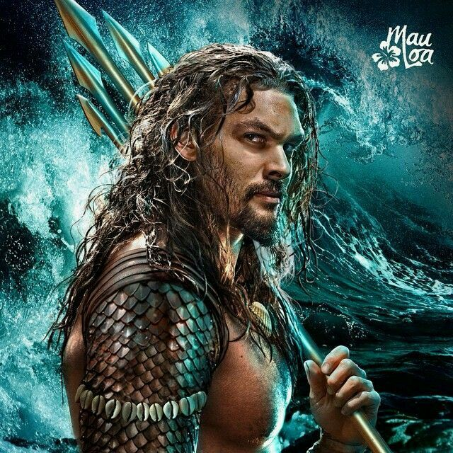 Jason Momoa † As The New Aqua Man †