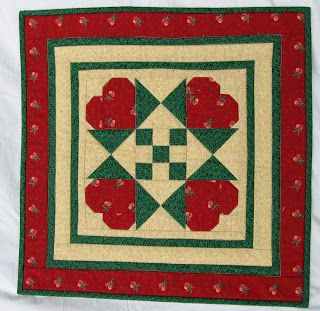 Quilts on a Bed: Seasonal/ Holiday Quilts