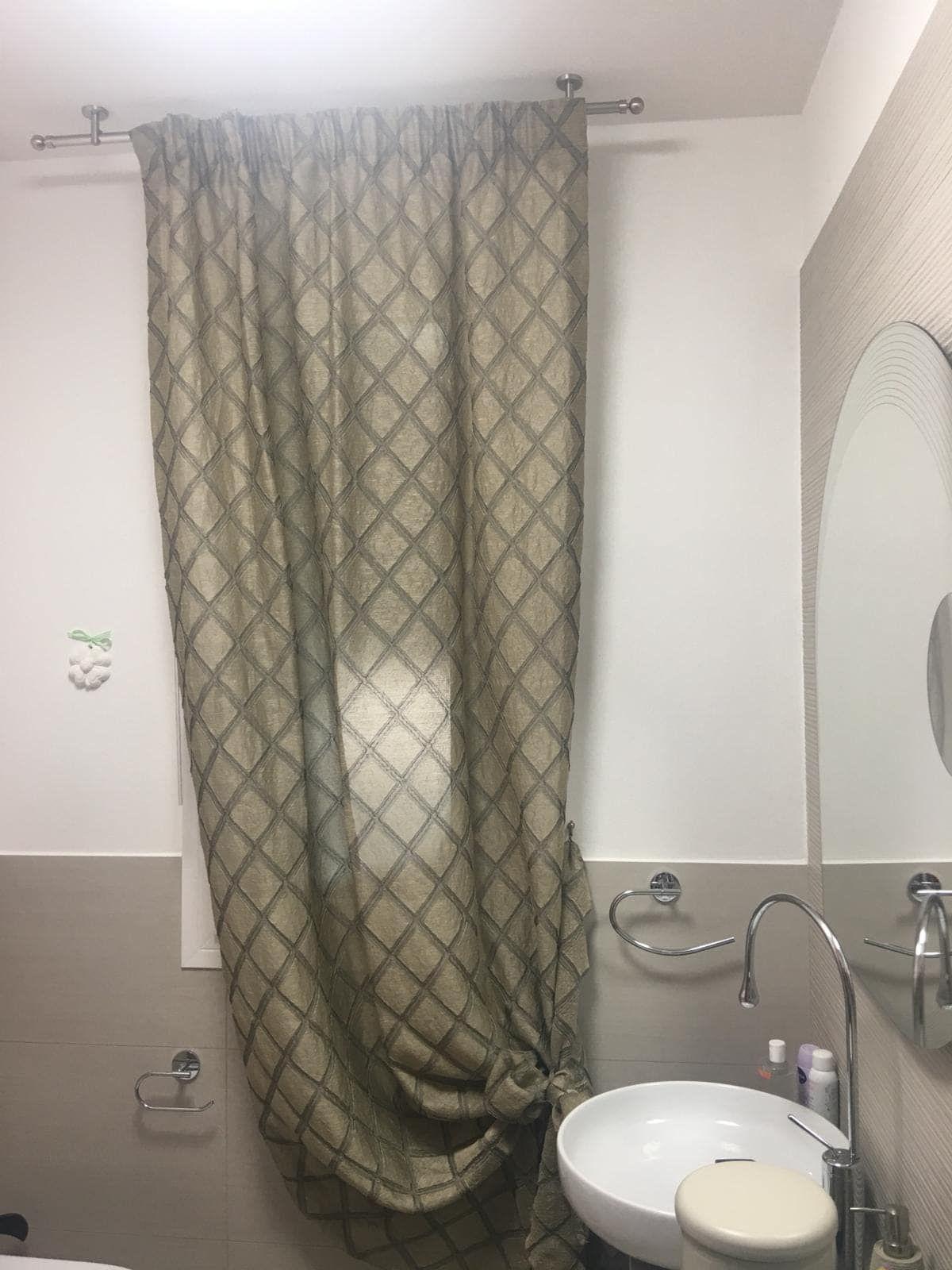 Modelli Tende Da Bagno tende per finestre del bagno: i modelli più pratici e belli
