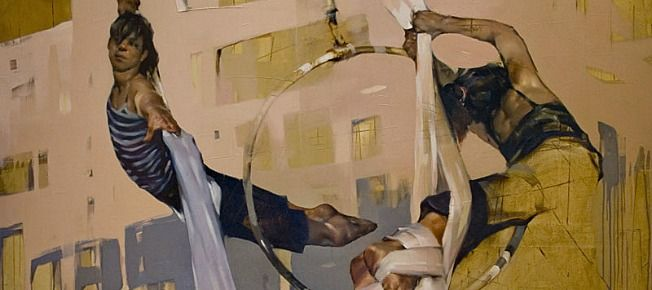 Costa Dvorezky: The Agile Circus Body