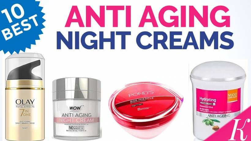 10 Best Anti Aging Night Cream For Winter In India With Price Cream For Oily Dry Skin Prevent Early Skin Ageing Anti Aging Night Cream Anti Aging Night Best Anti Aging