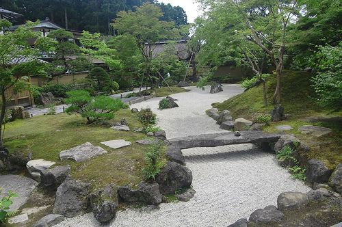 jardin japonais jardin japonais pinterest japonais jardins et zen. Black Bedroom Furniture Sets. Home Design Ideas