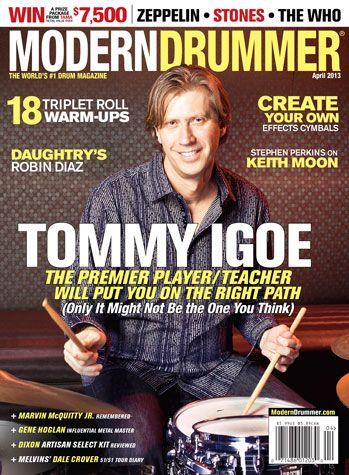 Modern Drummer Magazine The Online Presence Of Modern Drummer Magazine Modern Drummer Drummer Drum Magazine