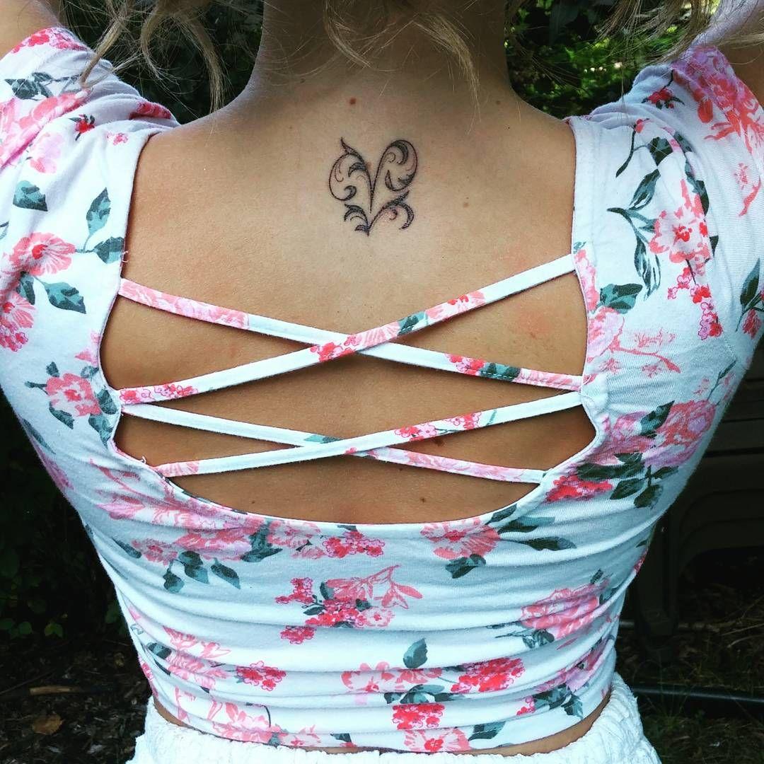 35 Creative Aries Symbol Tattoo Designs - Do You Believe in