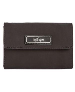 Kipling Cash Wallet - Black
