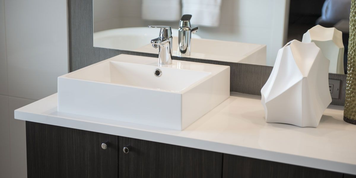 Viatera Cotton White L Quartz Countertop Bathroom Renovation Cost Wash Basin Bathroom Renovation