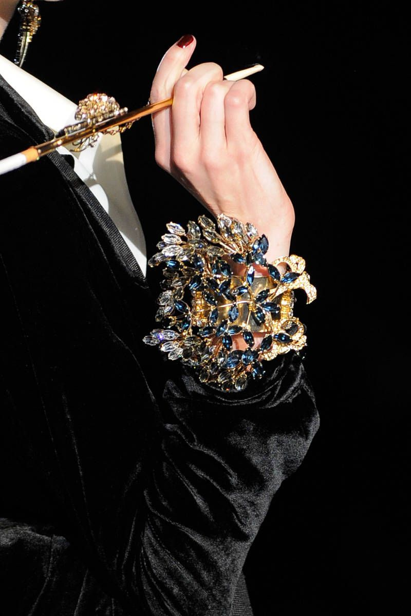 Dsquared²fall 2013 ready to wear details, Milan fashion week