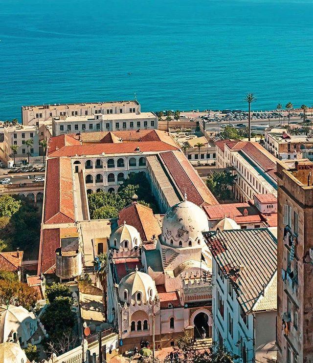 "Algeria l Tourism Algeria on Instagram ""View from Algiers"