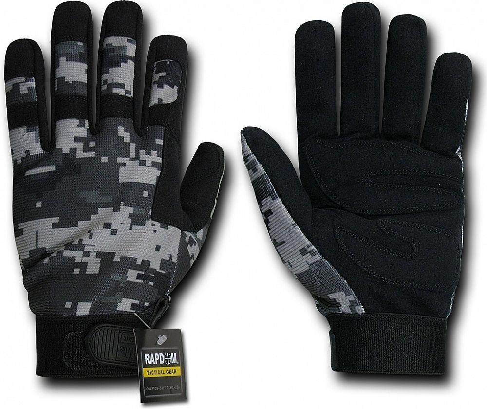 RapDom Digital Camo Tactical Gloves Tactical gloves